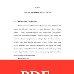 Skripsi Bab 4 Menggunakan Smartpls Ide Judul Skripsi Universitas