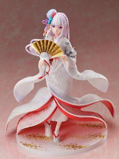 Re:Zero -Starting Life in Another World- – Emilia -Shiromuku-, F:NEX (FuRyu)