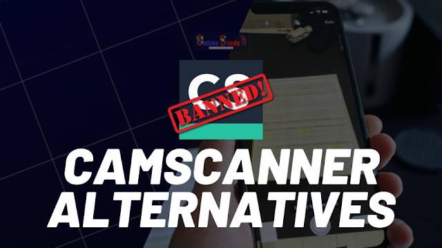 CamScanner Alternatives Documents Scanning Apps