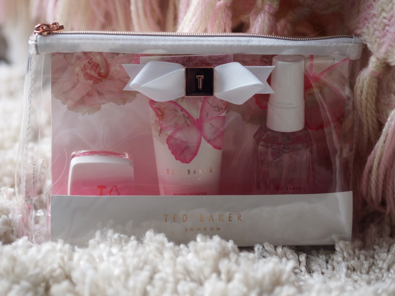 Ted Baker Christmas gift sets
