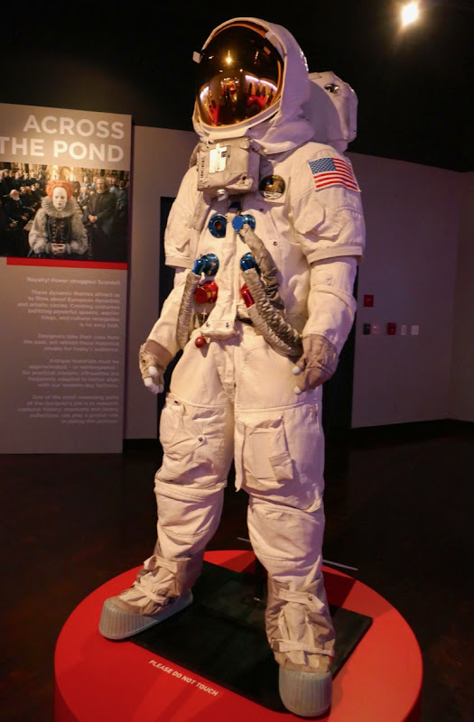 Neil Armstrong Apollo A7L NASA spacesuit First Man