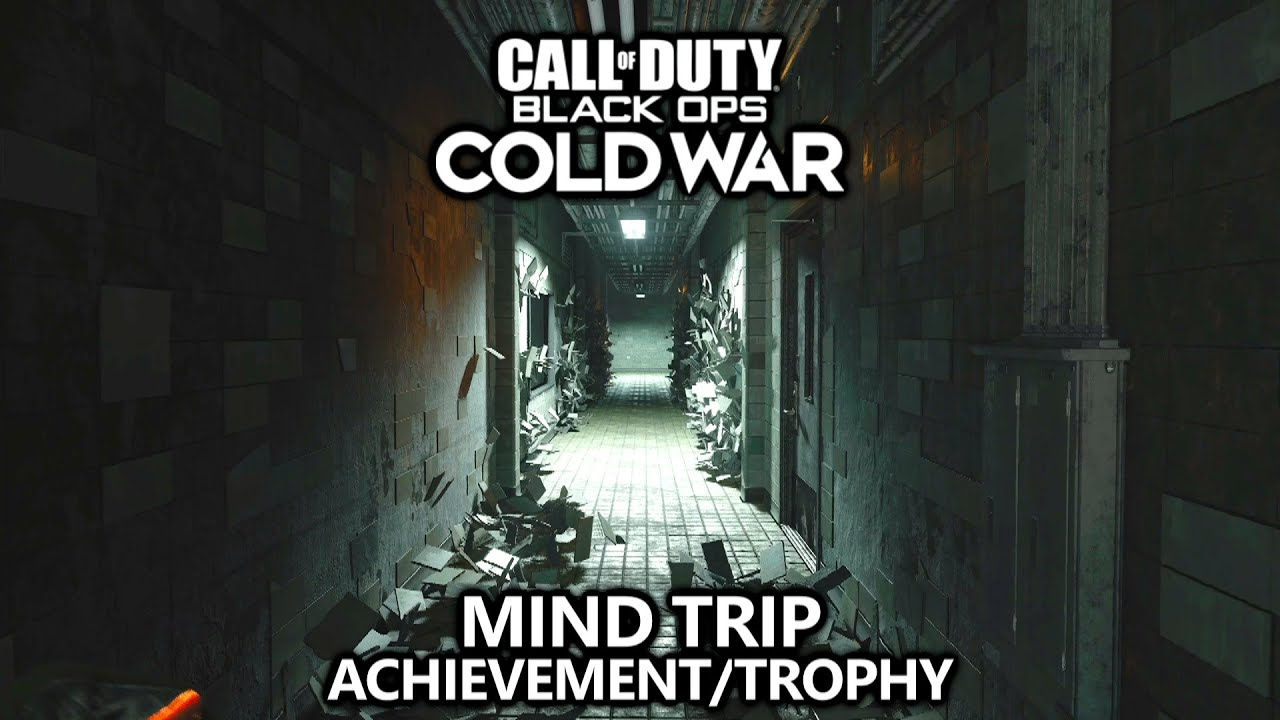 Black Ops Cold War - MInd Trip Trophy Guide