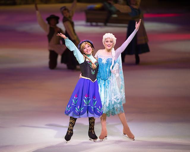 Disney on Ice - 100 Years of Magic 2019 -  Frozen