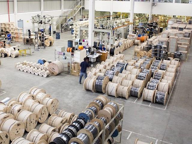 Empresa vai investir na fabricação de cabos de fibra óptica em Linhares