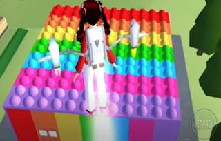 ID Pop It House Raimbow Di Sakura School Simulator Dapatkan Disini