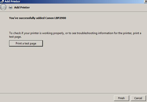 Hướng dẫn cách cài đặt Driver Canon LBP 2900 (bản 64bit trên laptop Windows 7) 11