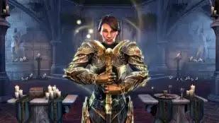 Healer build,Elder Scrolls Online,ESO,