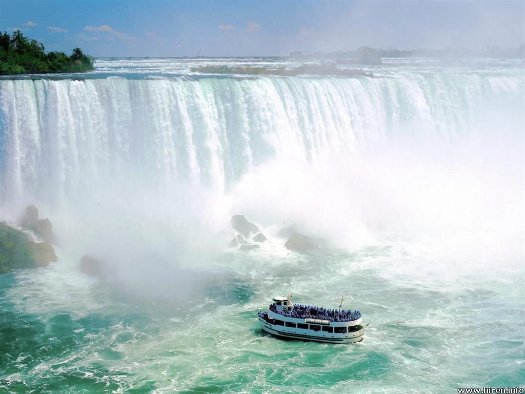 Welcome to Niagara Falls USA