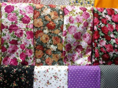 Seriusly Kat Design English Cotton Yang Rose Vintage Tambah Colour Kecintaan Iaitu Pink