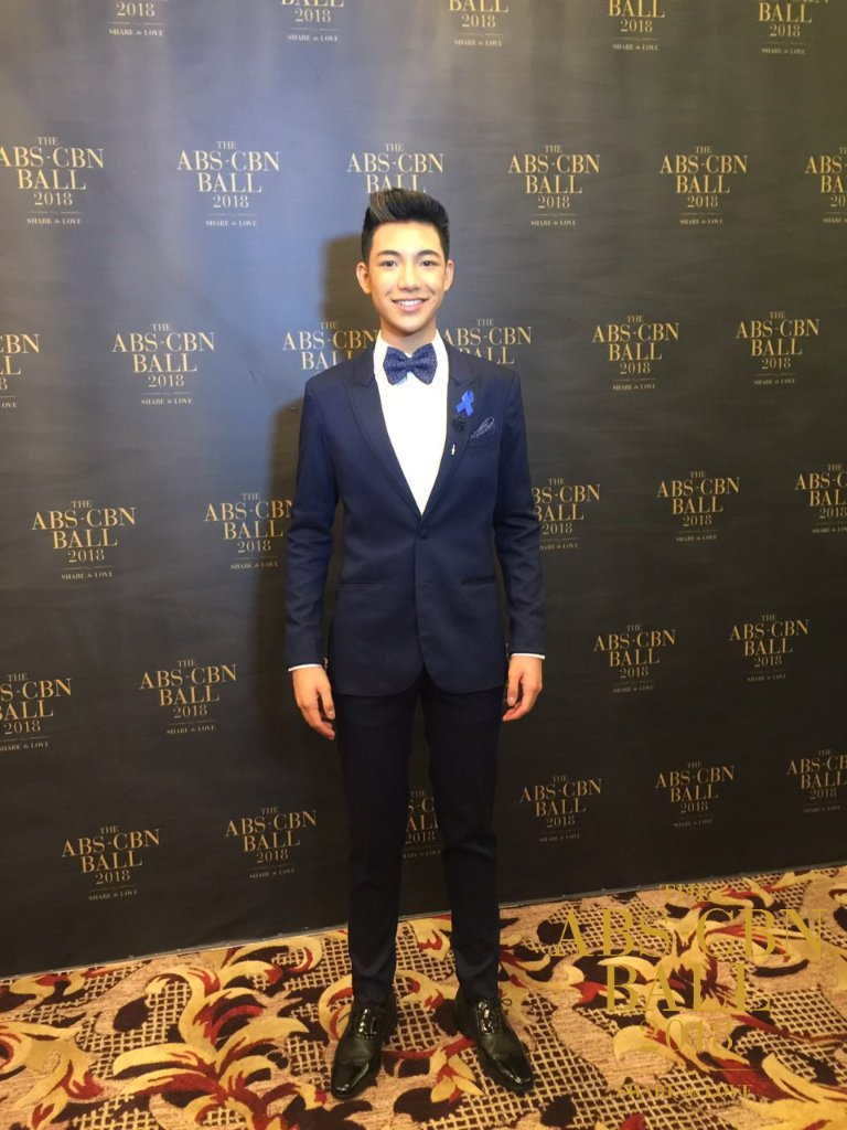 Darren Espanto ABS-CBN Ball 2018
