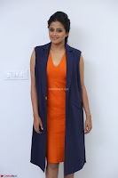 Priyamani in Beautiful Short Deep neck Orange Dress ~  Exclusive 25.JPG