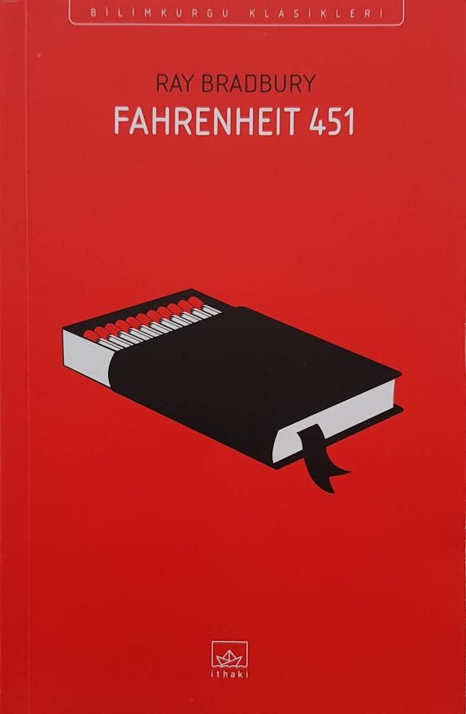 Ray Bradbury- Fahrenheit 451