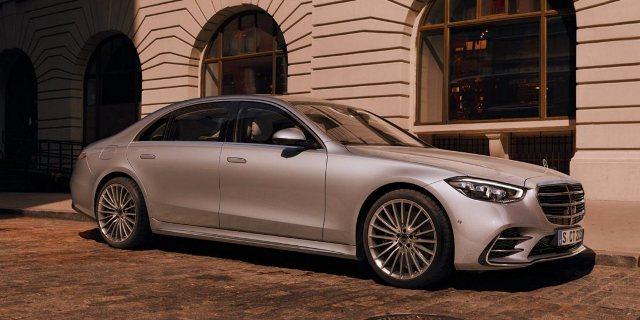 harga mobil Mercedes-Benz S-Class
