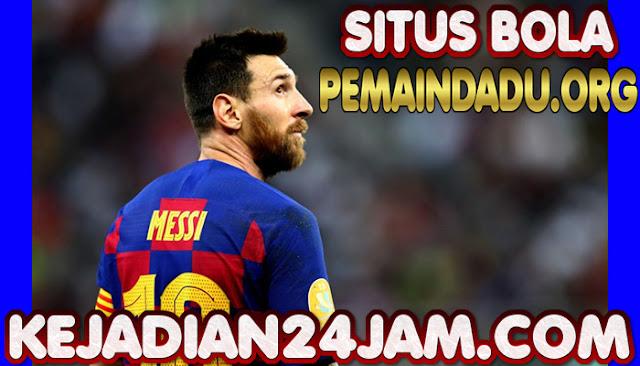 Mega Bintang Messi Sekarang Tidak Sebagus Waktu Era Guardiola