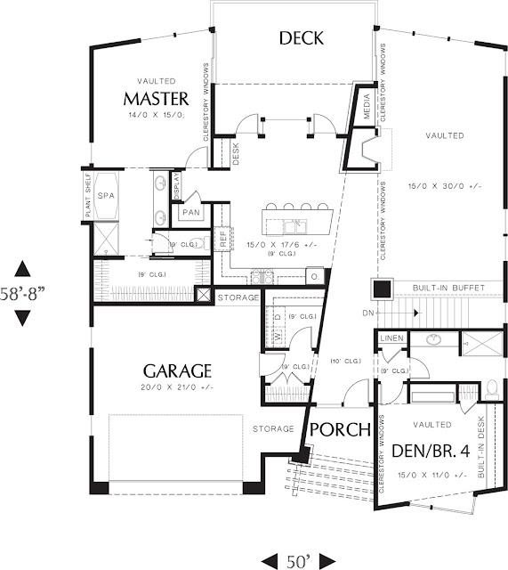 Desain Rumah Minimalis 4 Kamar Tidur