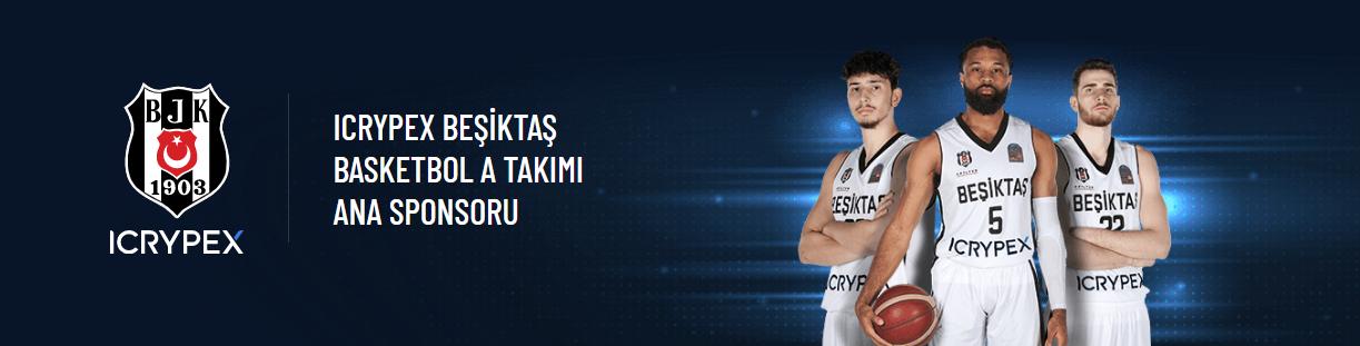 icrypex Beşiktaş