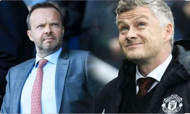 Woodward & Solskjaer Clueless And Not Finding A Solution For Man United Problems (See Reasons)
