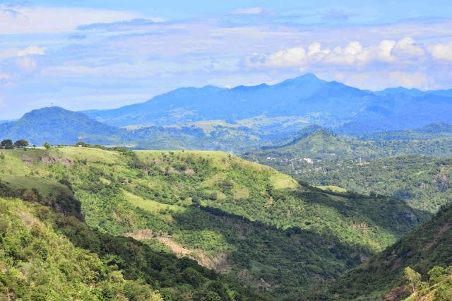 Hiking in Zambales