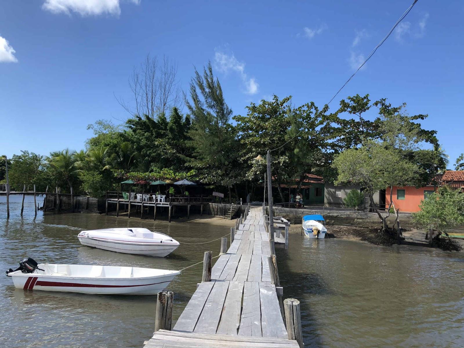 Ilha do Sapinho - Baia de Camamu