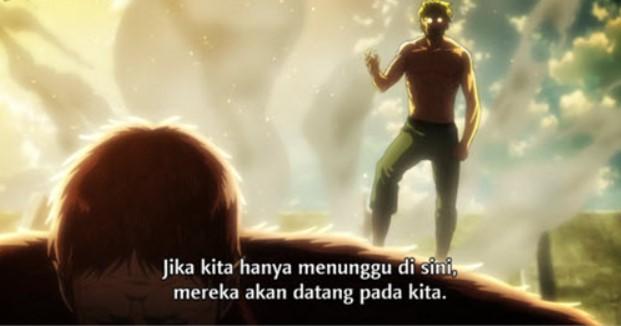 Shingeki no Kyojin Season 3 Episode 10 Subtitle Indonesia