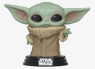 Baby Yoda of The Mandalorian plush toys coloring.filminspector.com