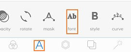 tutorial Cara Membuat Typography di Pixellab Android