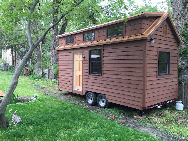 Brownie By Liberation Tiny Homes
