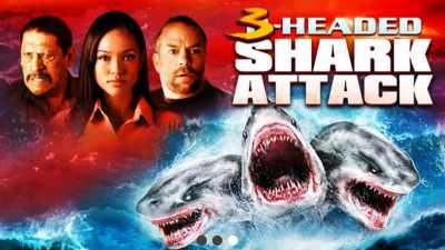3-Headed Shark Attack Full Movies Download Hindi Dubbed 300MB