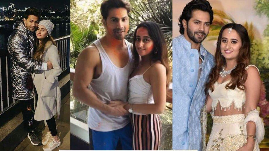 Varun Dhawan and Natasha Dalal are getting married