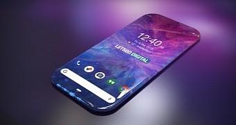 Samsung Bezel-Less Smartphone