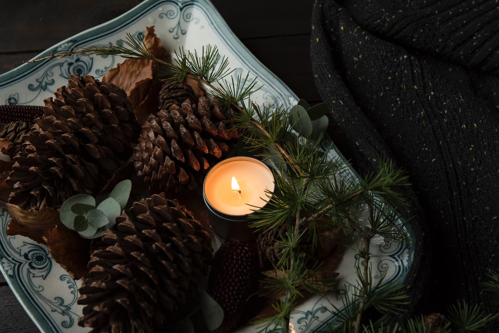 5 Ways To Update Your Home Decor For Autumn ♥