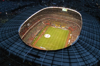 Basketball Wallpapers For Android: Estadio Azteca Stadium