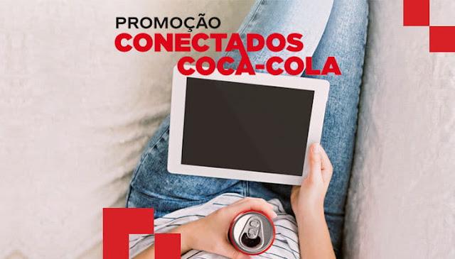Promoção Conectados Coca-Cola 2020
