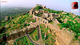 Secret of Golconda Fort