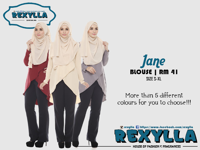 rexylla, blouse, jane collection