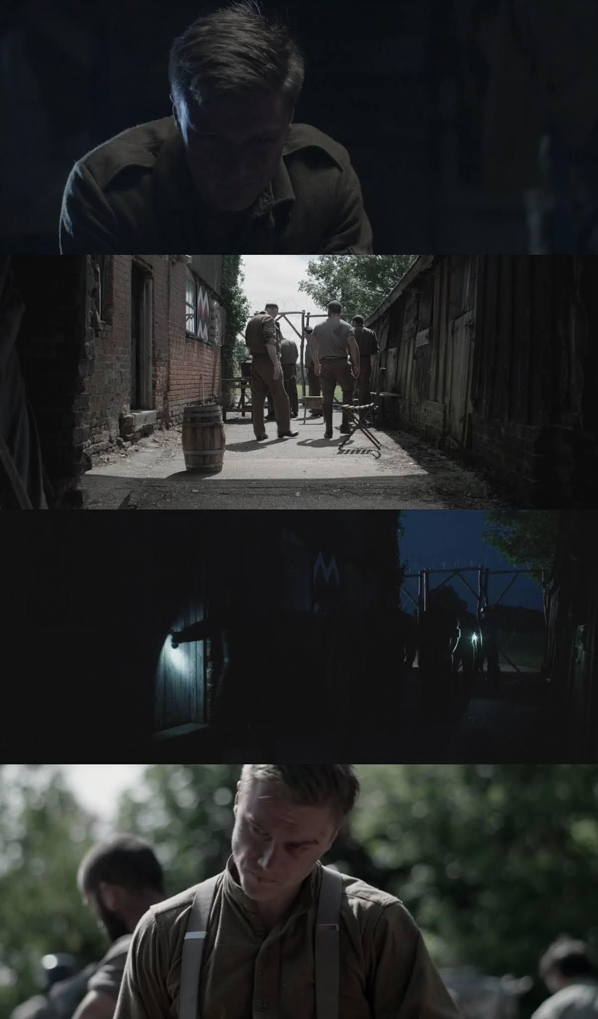 Detrás de la Línea Escape de Dunkirk (2020) HD 720p Latino