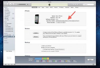 iOS 6 users