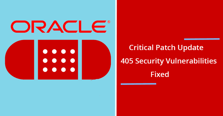 Oracle Critical Patch