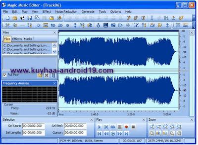 MAGIC MUSIC EDITOR 8.12.2.15 FINAL