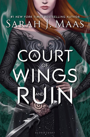 A Court of Wings and Ruin  (A Court of Thorns and Roses #3) by Sarah J. Maas, book