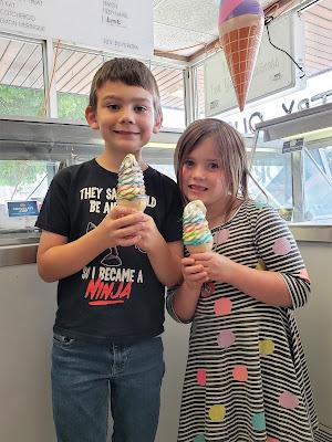 Iowa Ice Cream Road Trip - Twiins Shoppe, Eagle Grove