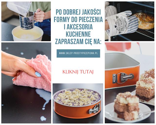 akcesoria kuchenne, formy do pieczenia, sklep online, wyposażenie kuchni