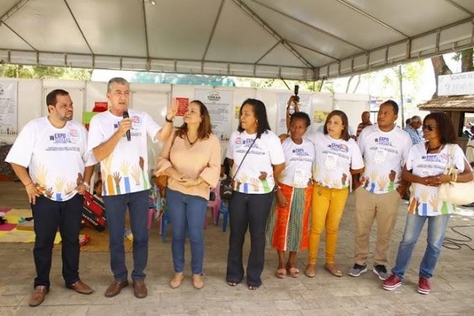 Prefeitura de Cruz das Almas realiza a abertura da III Exposocial