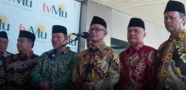 Dikunjungi PBNU, Muhammadiyah Tak Akan Mundur, Oknum Banser Harus Dihukum