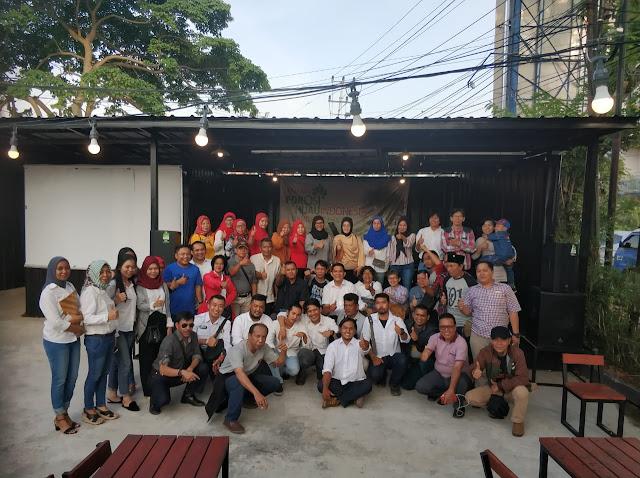 PHI Sumatera Selatan Gelar Deklarasi Menyatakan Sikap Dukung Jokowi-Amin