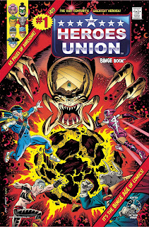 The Heroes Union - Cover