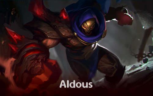 Strongest Mobile Legends Hero Aldous