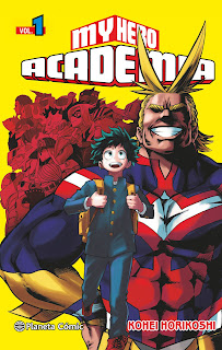 My Hero Academia (Planeta Cómic)