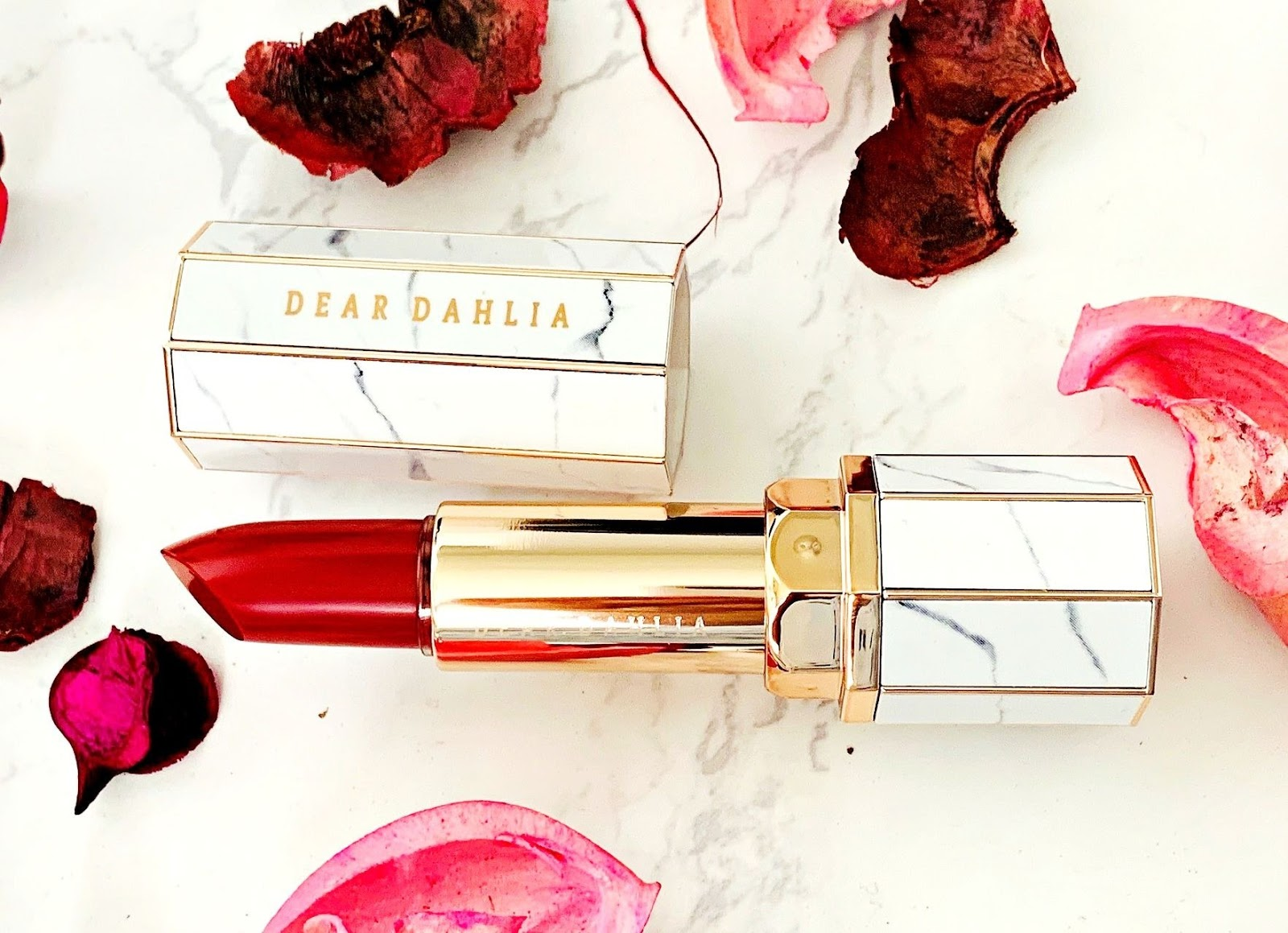 Dear Dahlia Lipstick Review