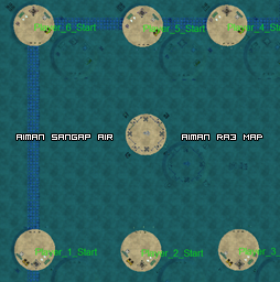 MAP: command & conquer red alert 3 maps